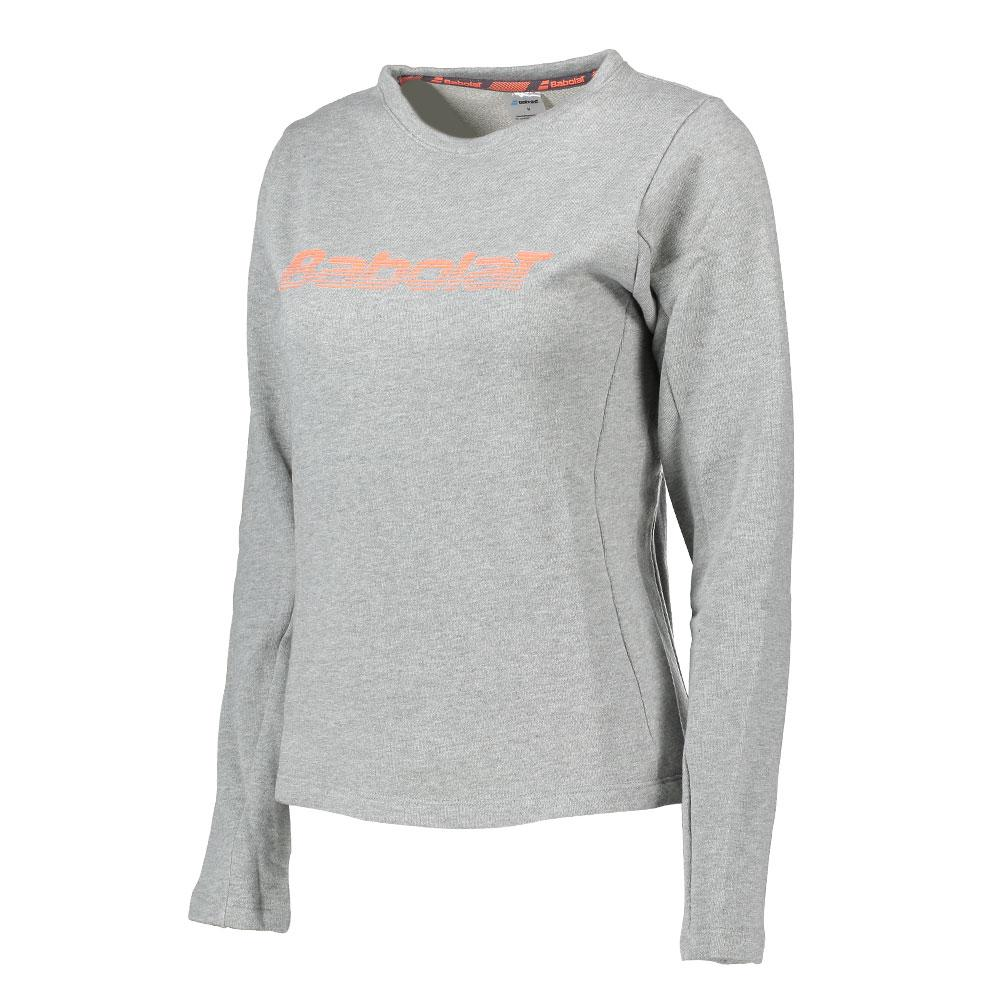 Babolat Core Sweatshirt XL High Rise Heather