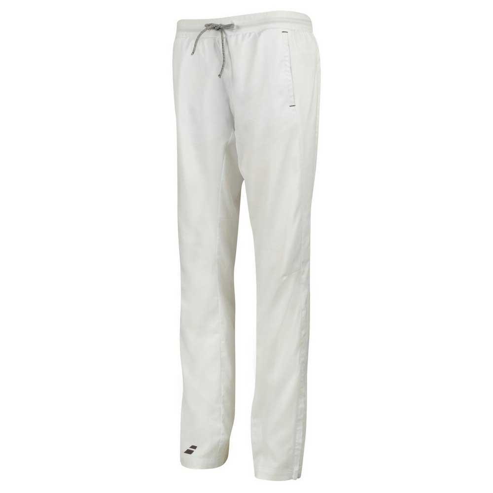 Babolat Core Club Pants S White / White