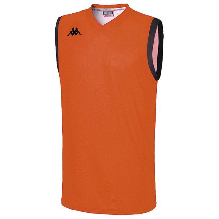 Kappa Cefalu XL Orange Fonce
