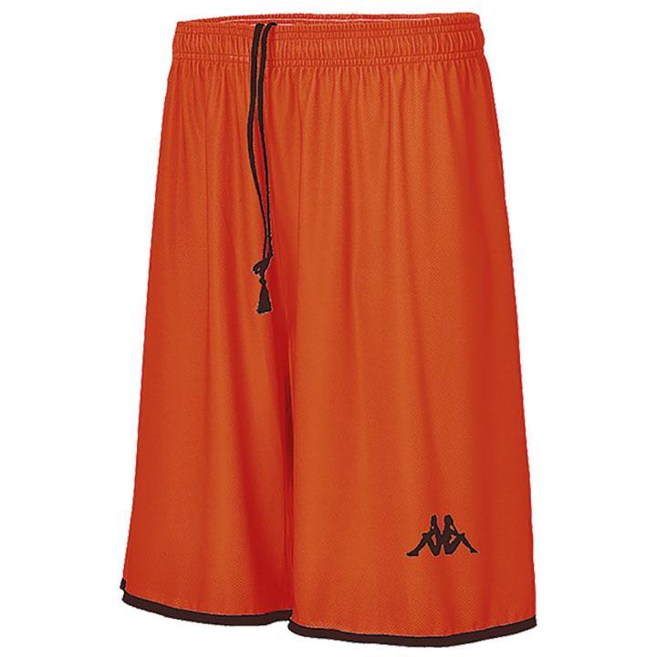Kappa Opi Basket 5 Years Orange Fonce