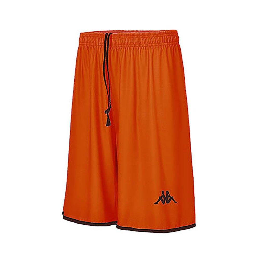 Kappa Opi Basket M Orange Fonce