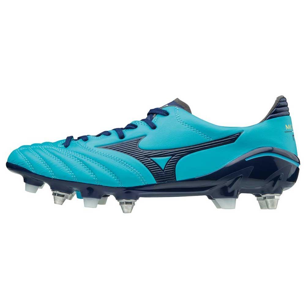 Mizuno Chaussures Football Morelia Neo Ii Sg EU 44 Blue Atoll / Blue Depths