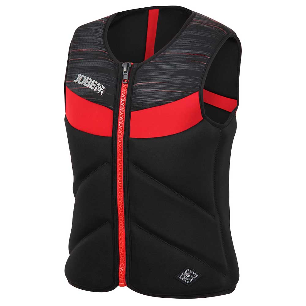 Jobe Hybrid Comp Vest / negro / Vest Rojo , Chalecos Jobe , deportes , Protecciones 7d1b4c
