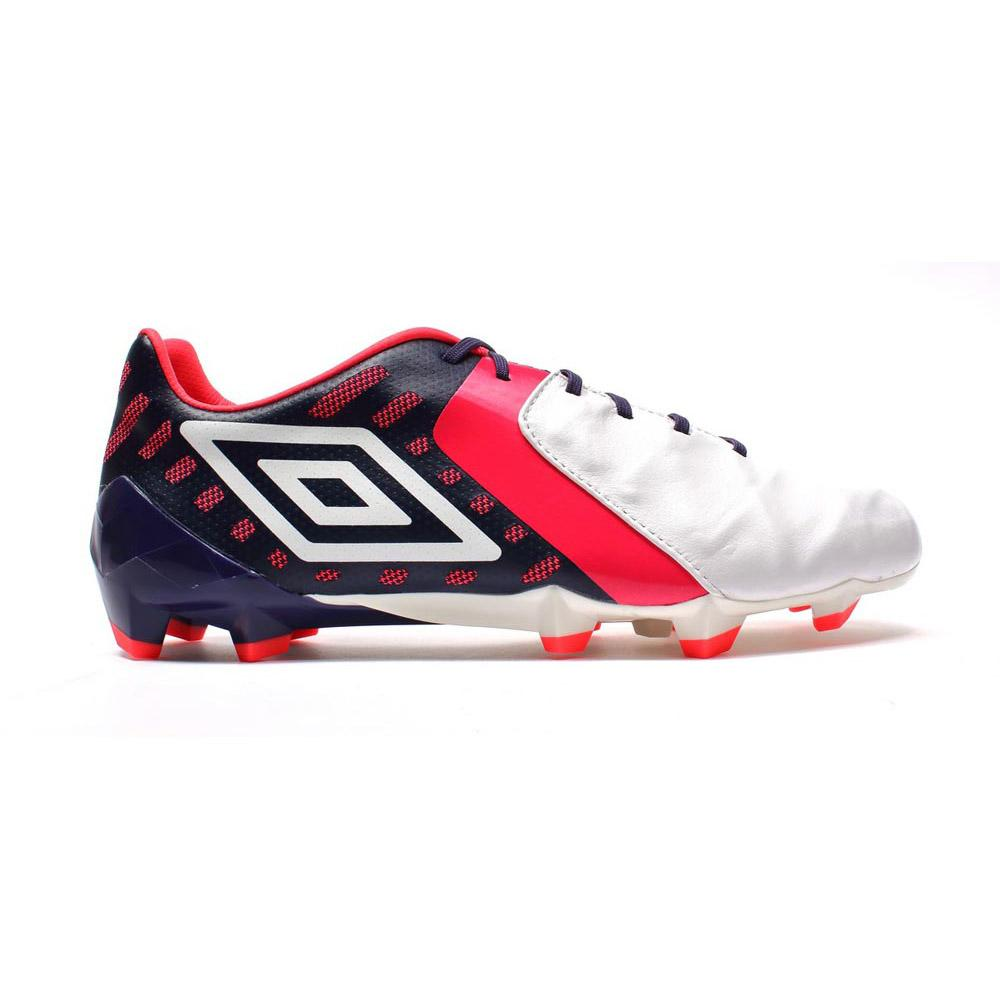 Umbro Chaussures Football Medusæ Ii Pro Hg EU 44 Eclipse / White / Lava Pink