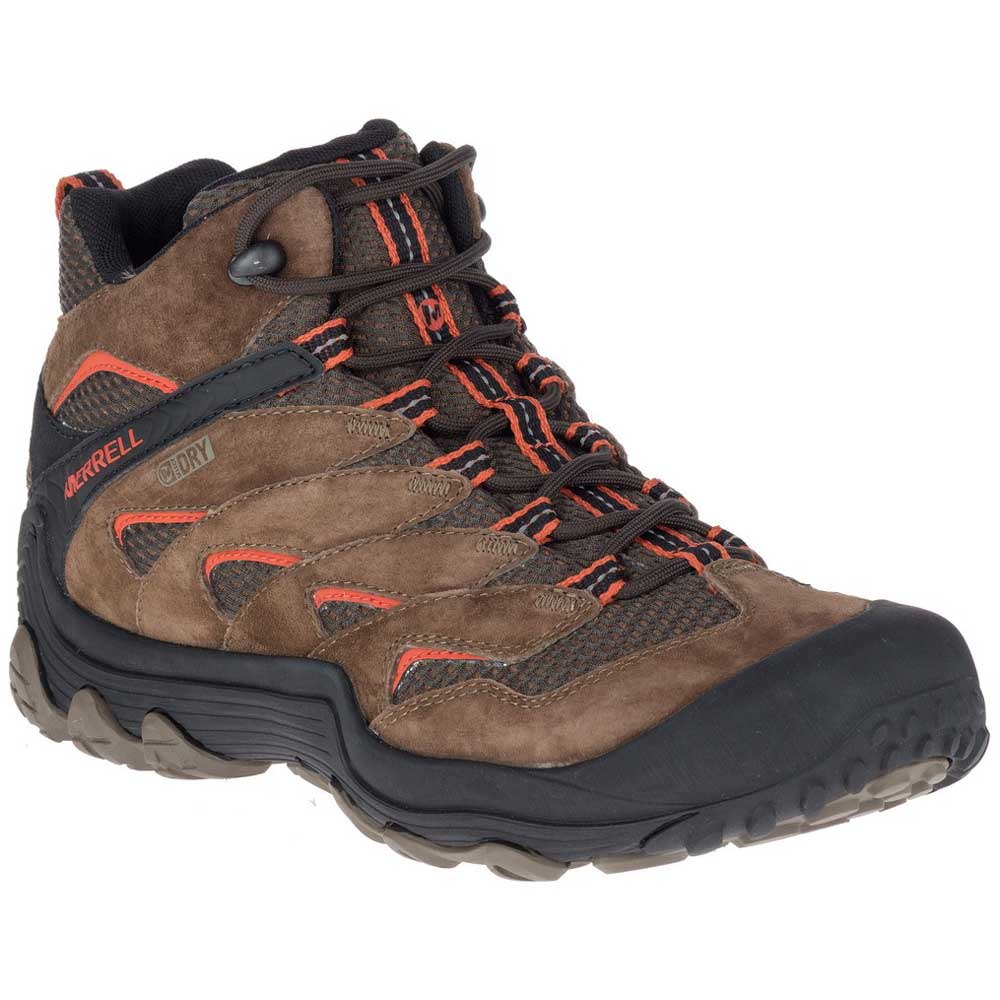 Zapatos casuales salvajes Merrell Chameleon 7 Limit Mid Waterproof
