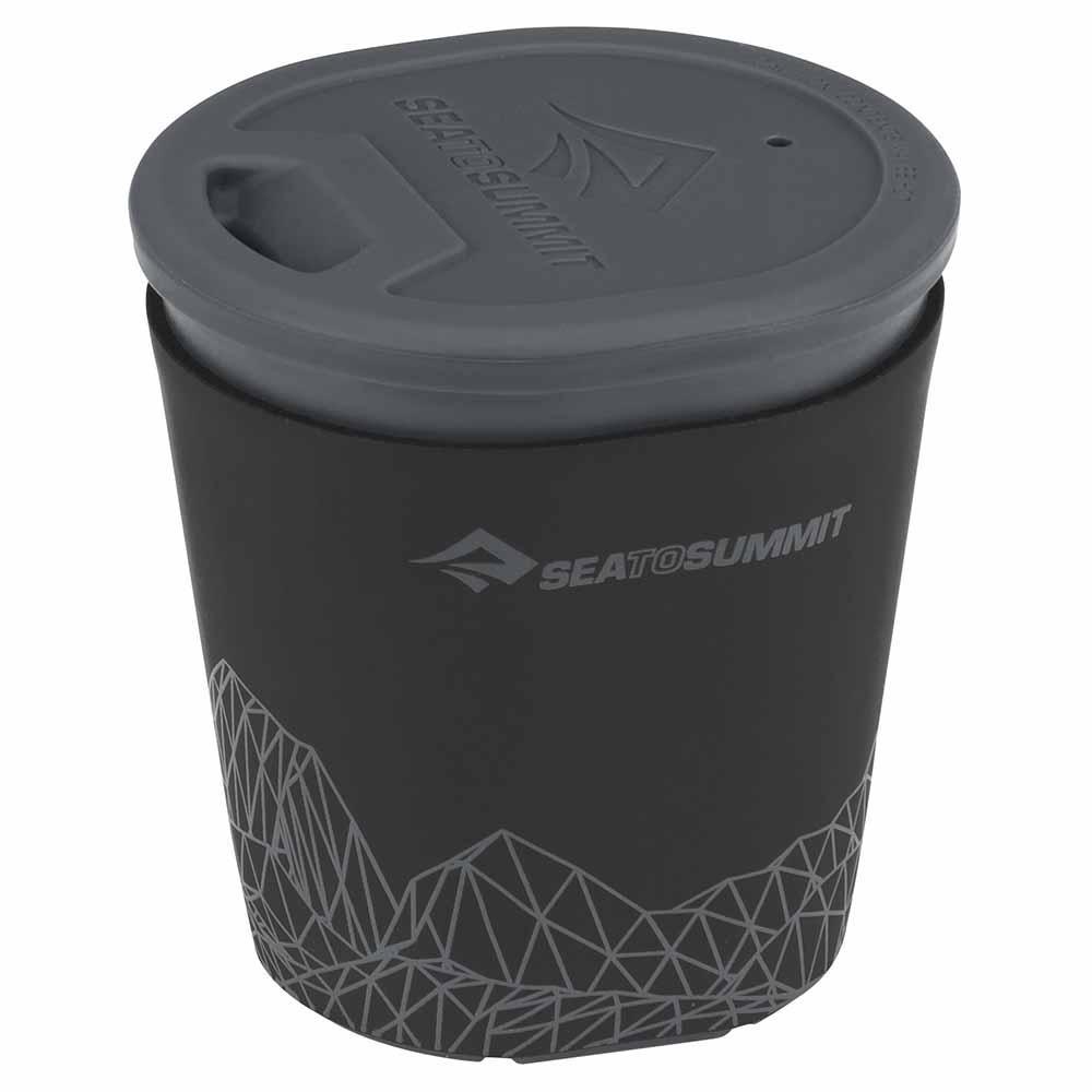 Sea To Summit Delta Light Insulated Mug 350 ml Grey