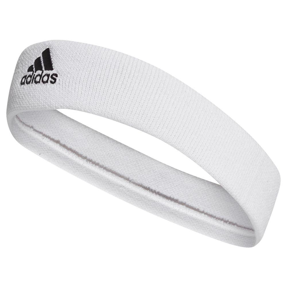Adidas Tennis Headband Junior One Size White / Black