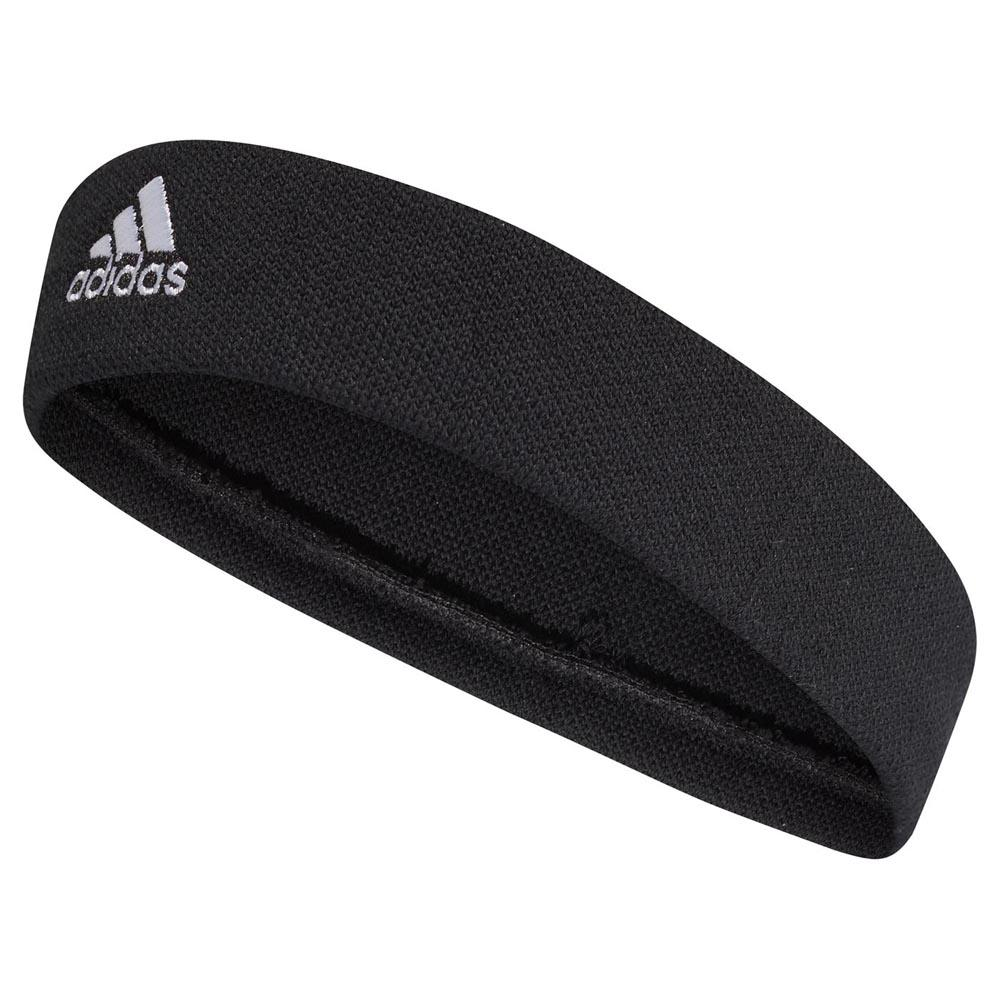 Adidas Tennis Headband Junior One Size Black / White