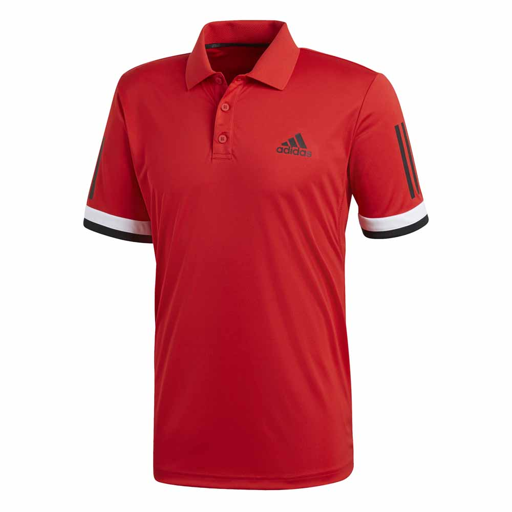 Adidas Club 3 Stripes XS Scarlet
