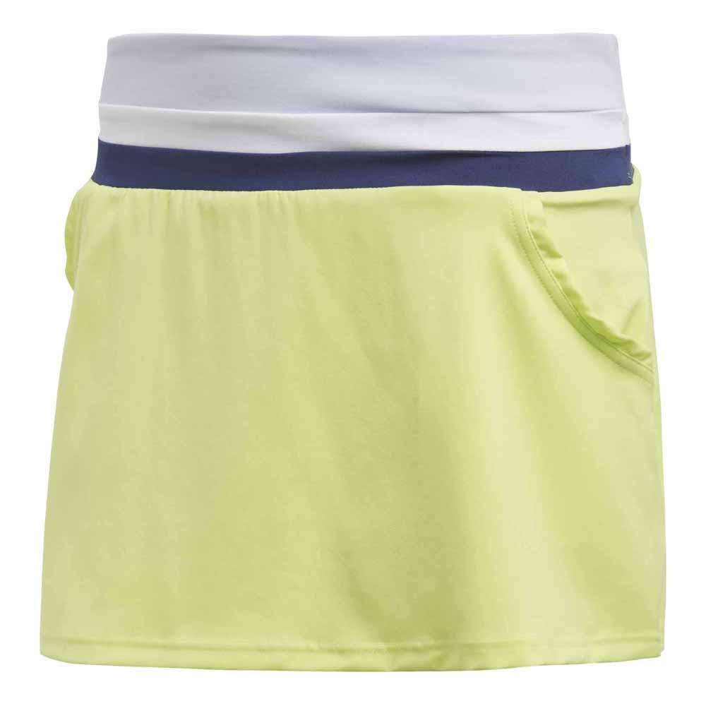 Adidas Club Jupe L Semi Frozen Yellow