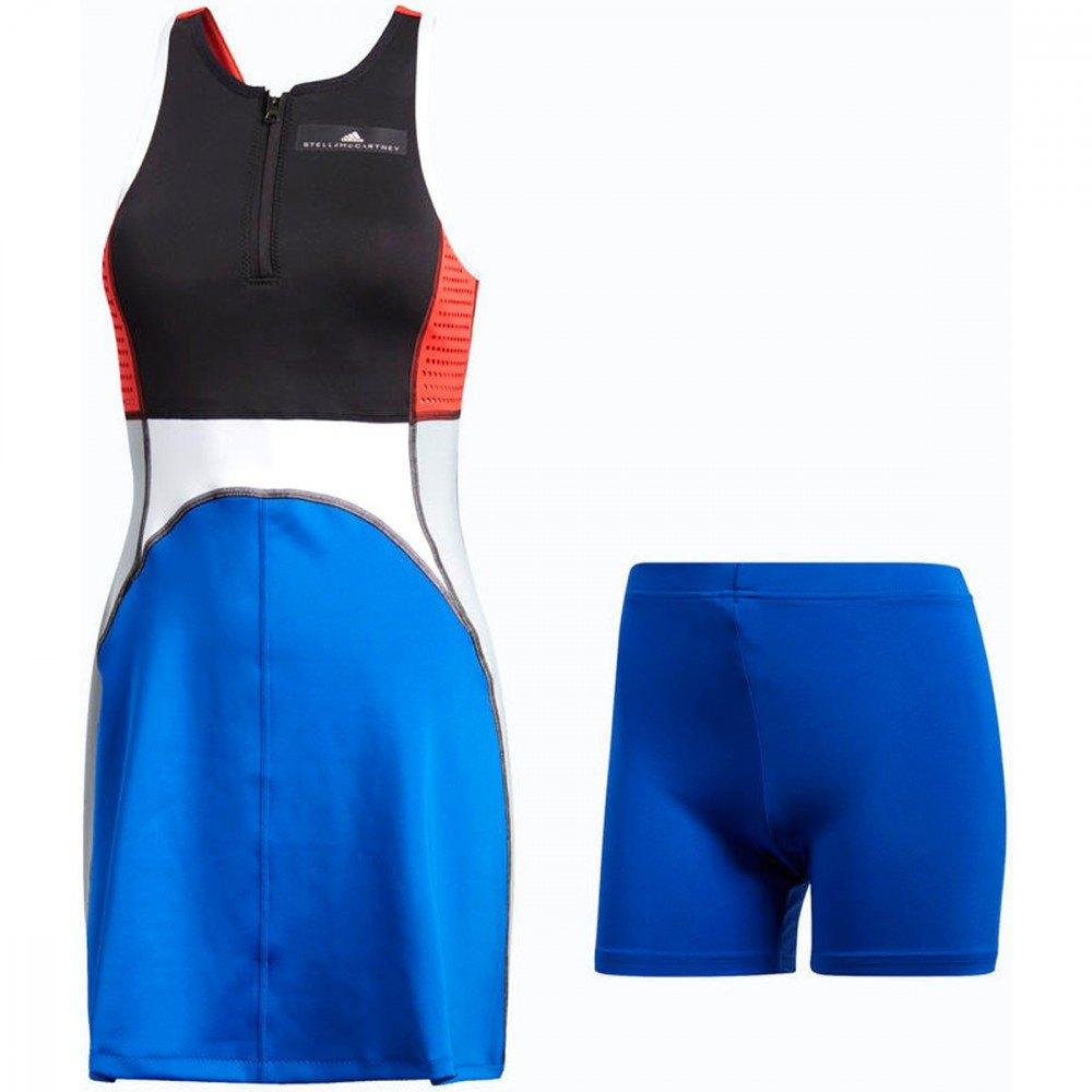 Adidas Stella Mccartney Barricade L Black / Bold Blue