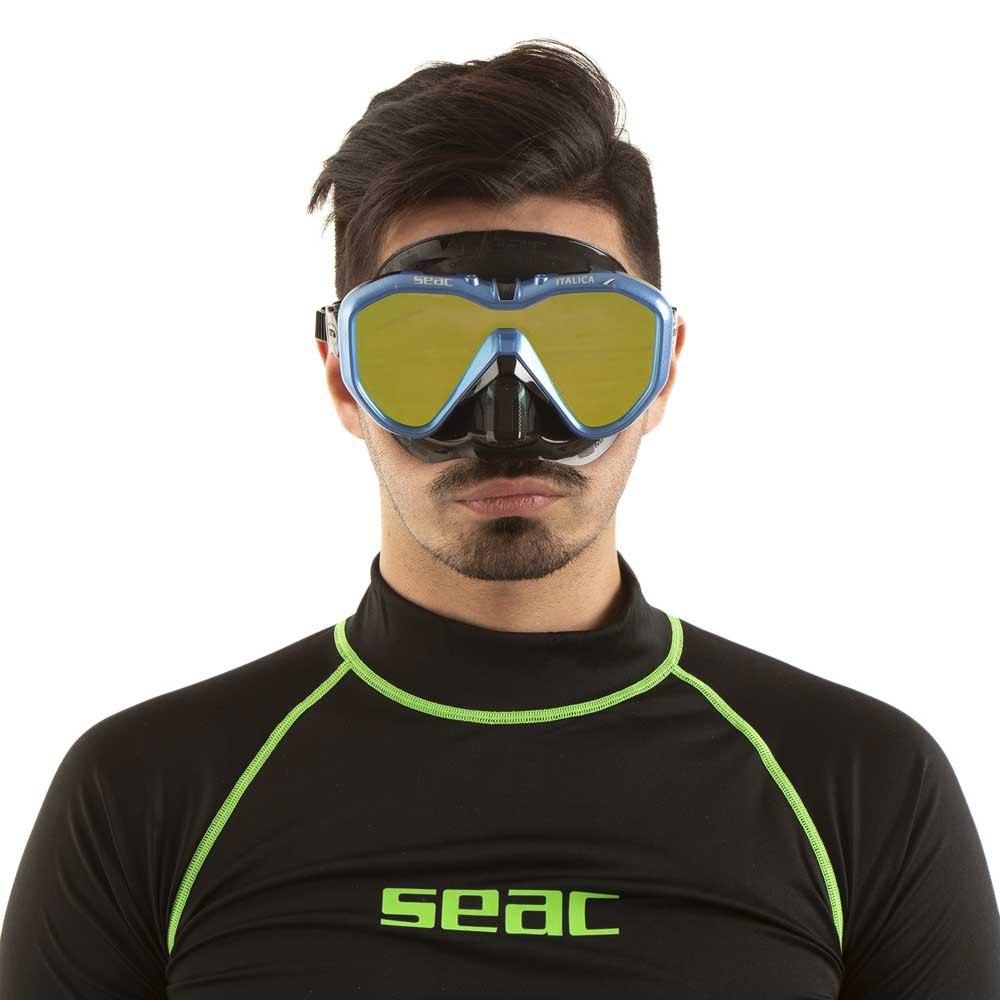 seacsub-italica-one-size-black-metal-blue-clear