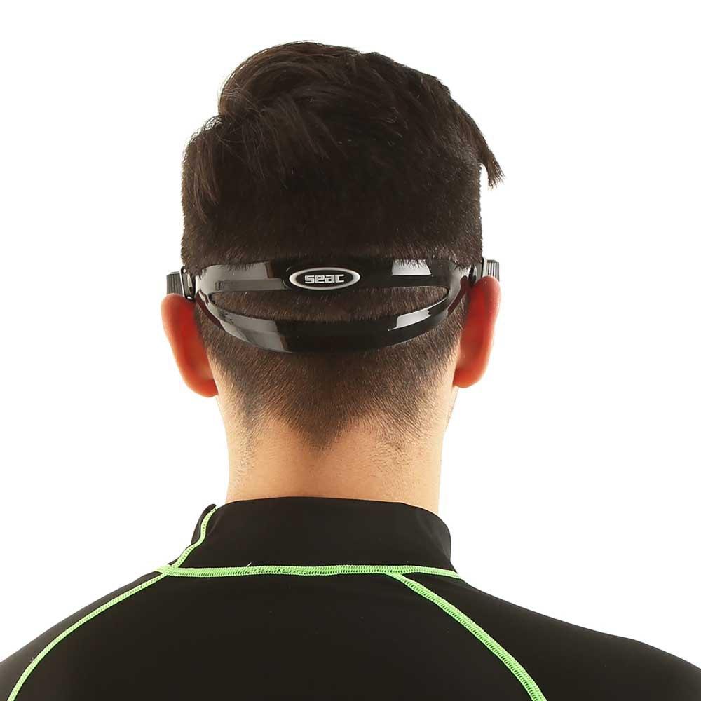 Seacsub Touch Nero , Maschere Seacsub , , , immersione , Pinne, maschere e boccagli bafff4