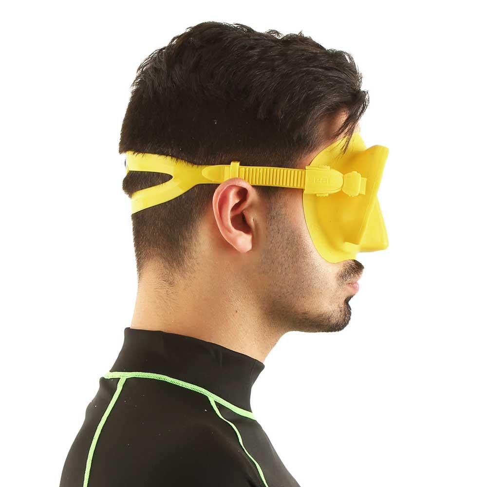 Seac-Touch-Jaune-T81843-Masques-Unisex-Jaune-Masques-SEAC-plongee miniature 10
