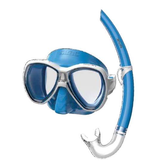 Seacsub Ischia Medium Siltra Bleu Seacsub , PACKS Seacsub Bleu , plongée e2e819