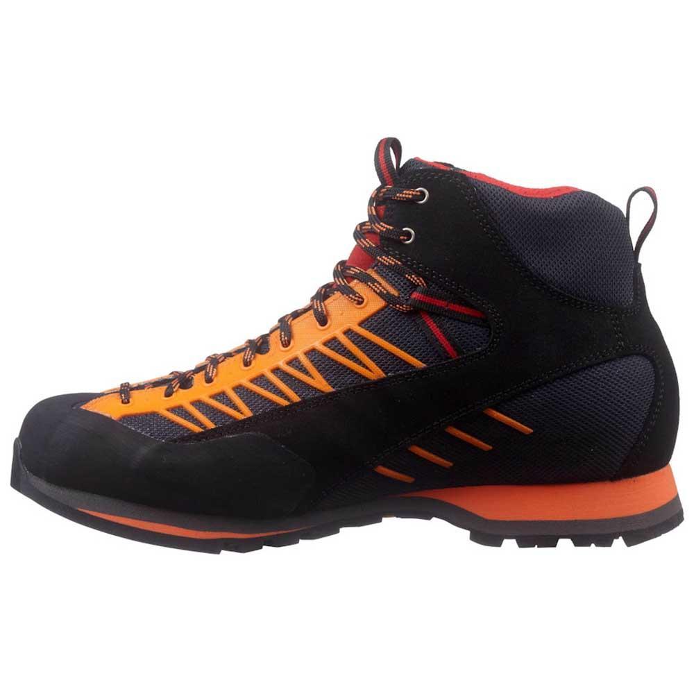 Botas Ecco Hombre Ecco Whistler Gore Tex Mid Negro Zapatos