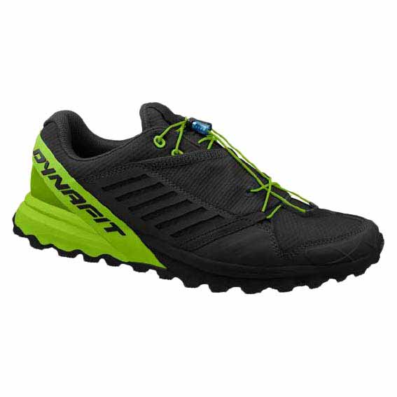 Dynafit Alpine Pro EU 39 Black / DNA Green