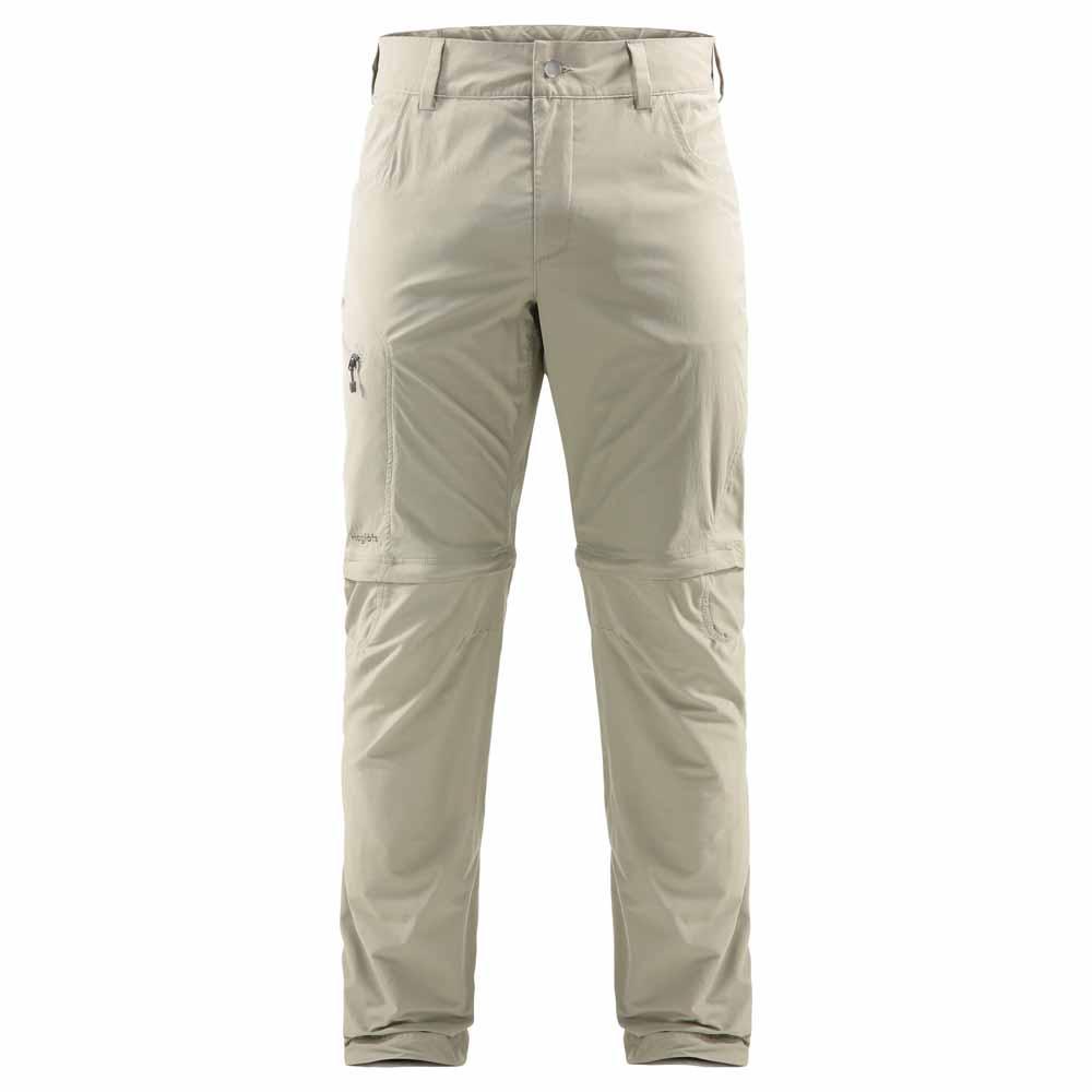 Haglofs Lite Zip Off Pants L Lichen