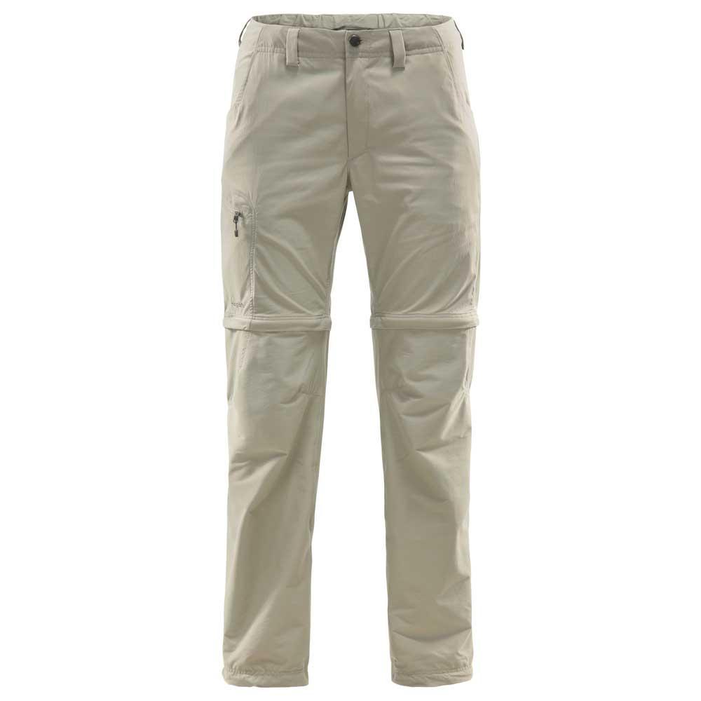 Haglofs Lite Zip Off Pants 34 Lichen