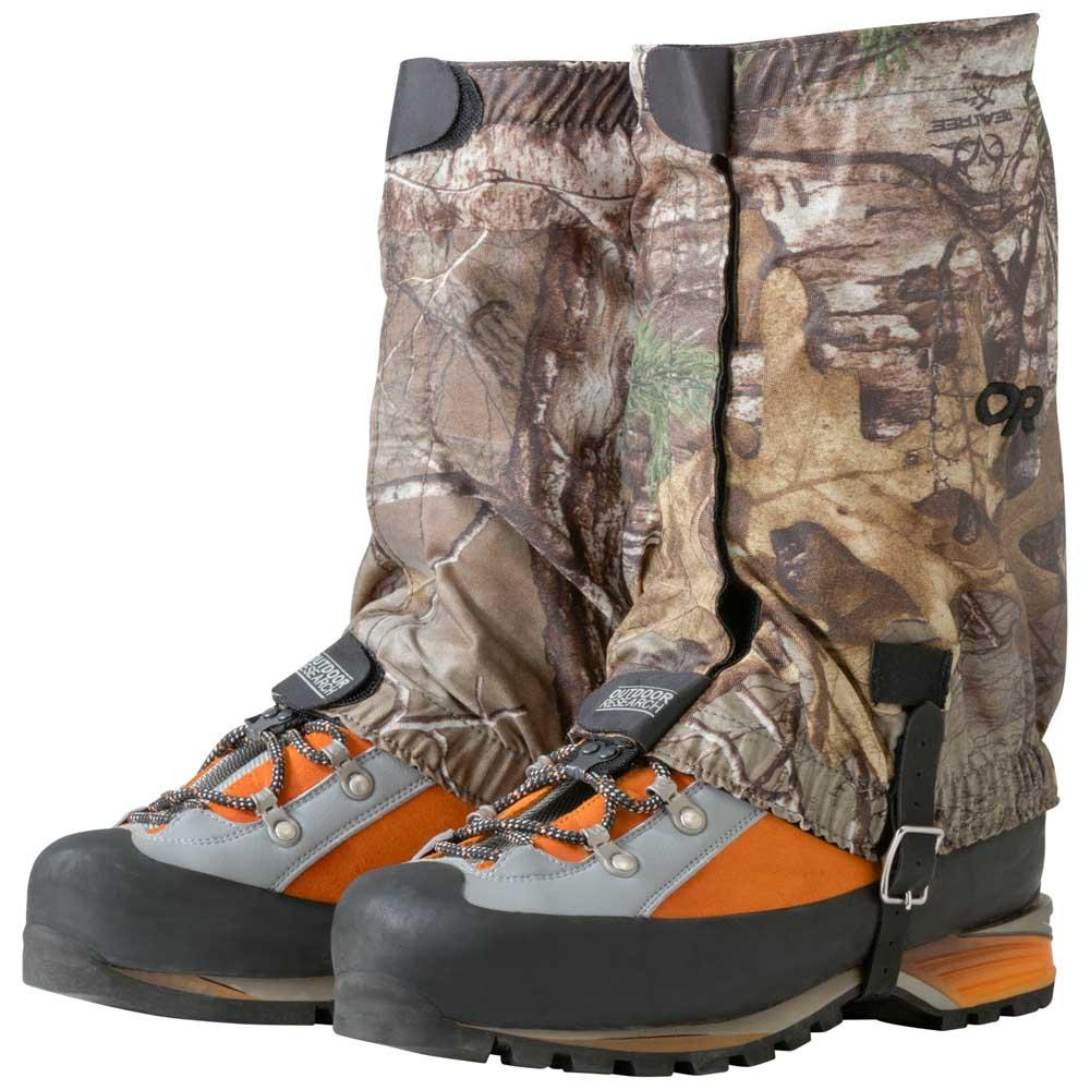Outdoor Research Bugout Gaiters Realtree S Realtre Xtra