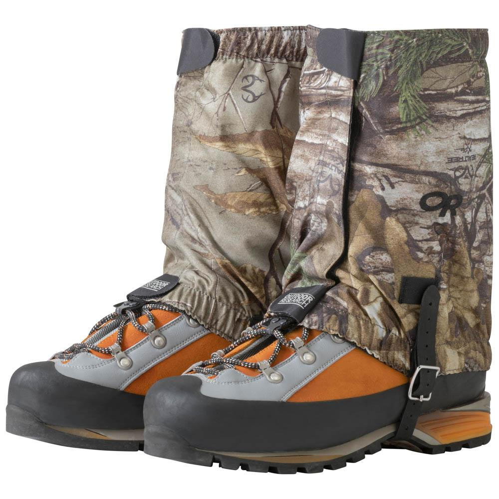Outdoor Research Rocky Mountain Low Gaiters Realtree S-M Realtre Xtra