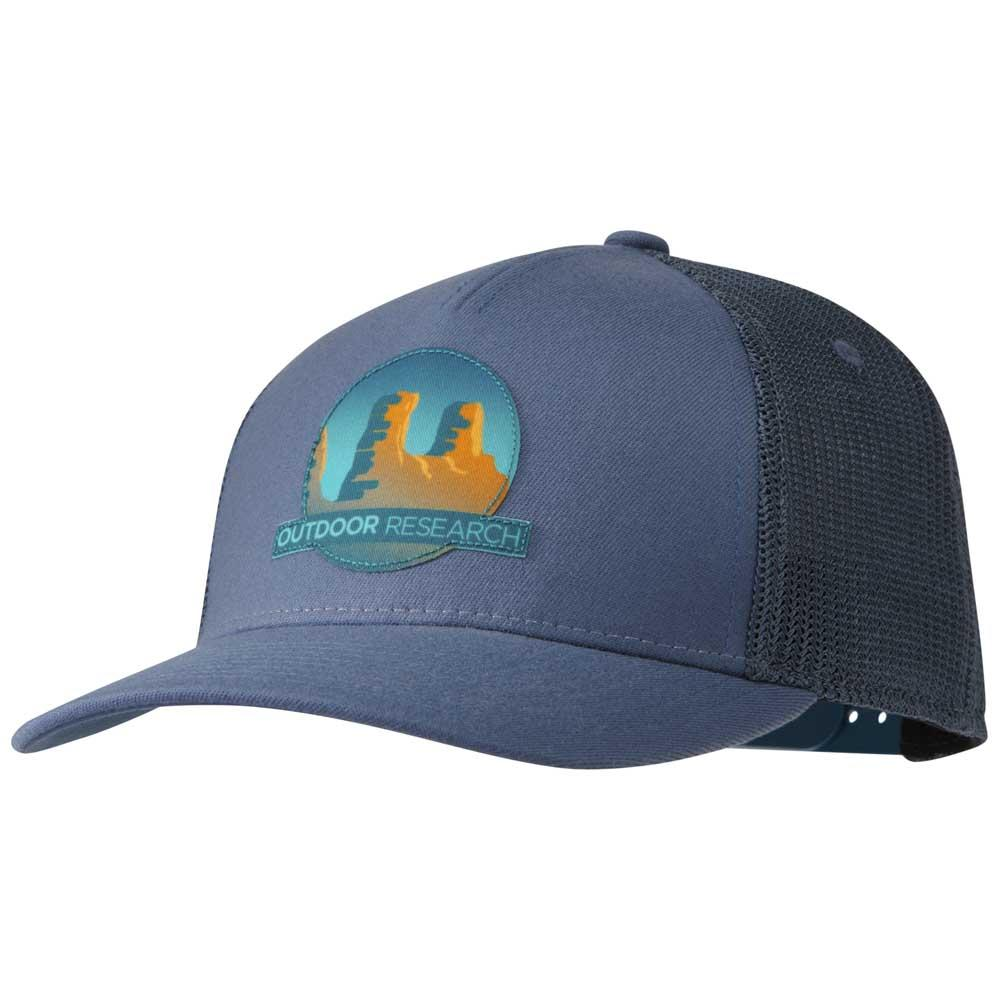 Outdoor Research Towers Trucker One Size Dusk