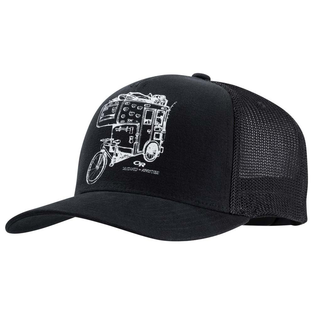 Outdoor Research Dirtbag Trucker One Size Black