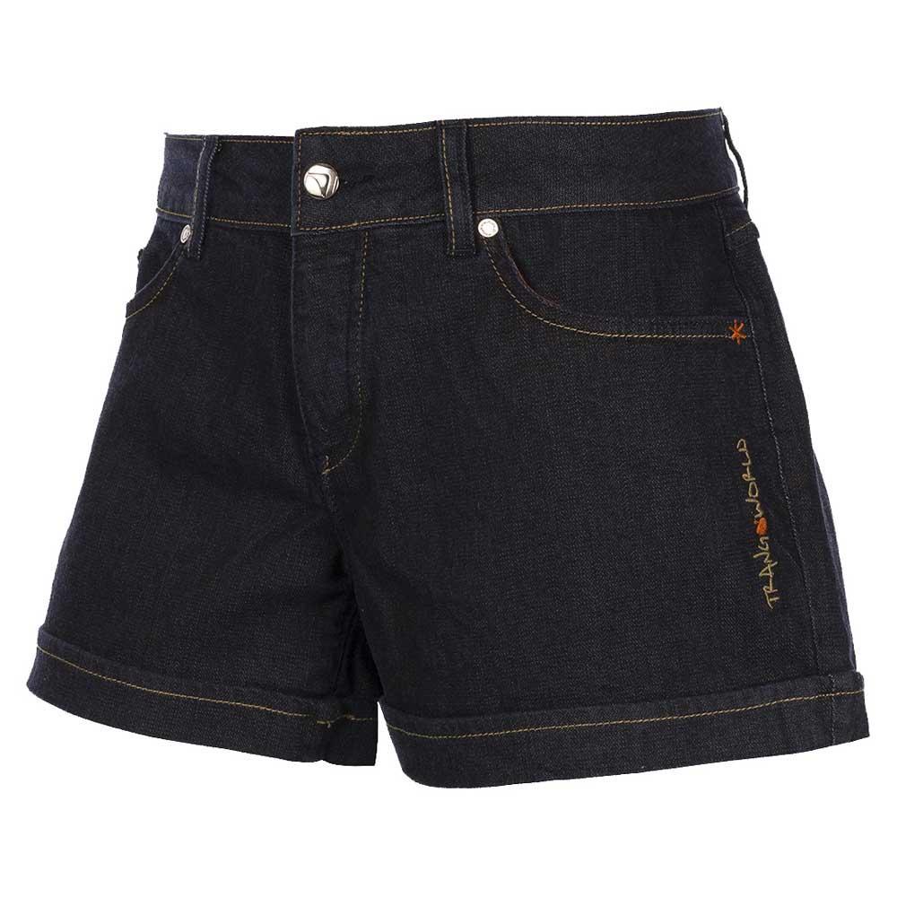 Trangoworld Dune Shorts Woman XL Blue