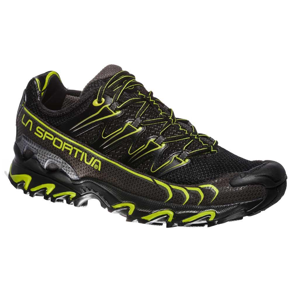 La Sportiva Ultra Raptor EU 40 Black / Apple Green
