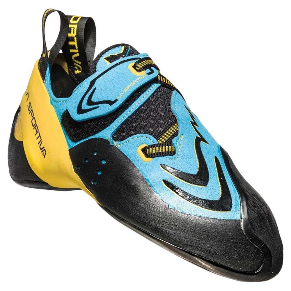 La Sportiva Futura EU 44 Futura Blue / Yellow