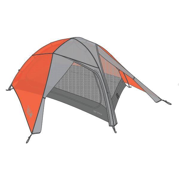 Mountain Hardwear Optic 3.5 State Orange , Tentes Mountain , hard wear , Mountain montagne 343dcd