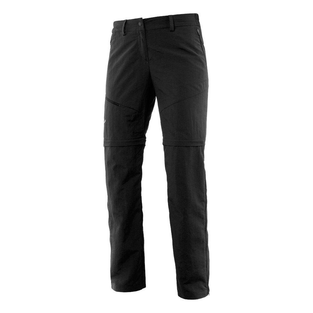 Salewa Isea Dryton 2/1 Pants DE 46 Black Out