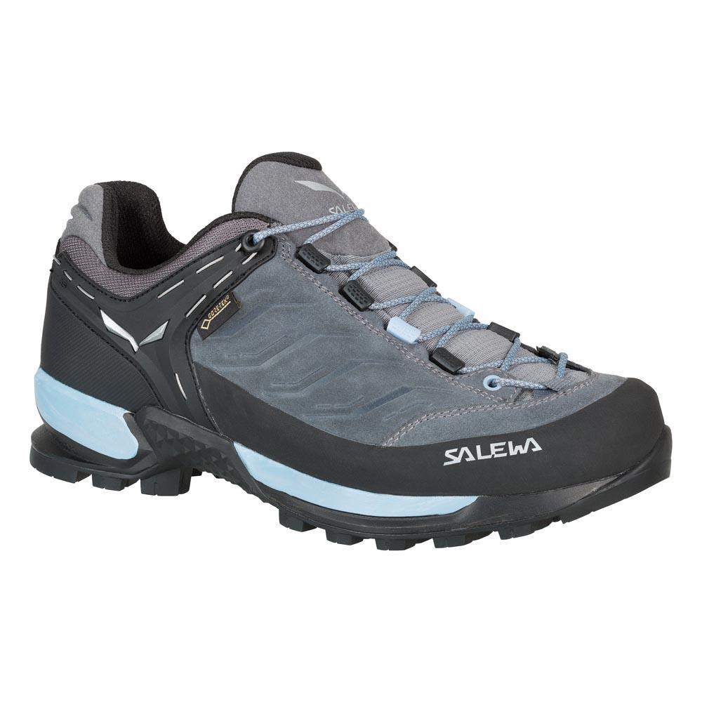Salewa Mtn Trainer Goretex EU 36 1/2 Charcoal / Blue Fog