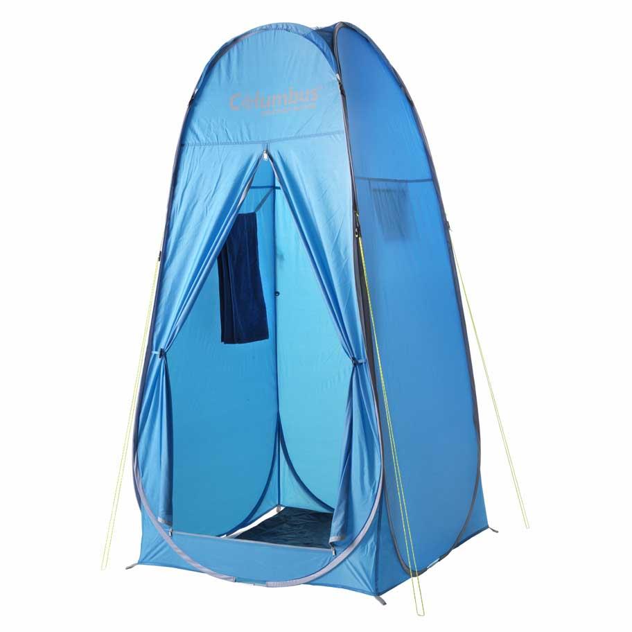 Columbus Cabine Cabine Cabine Shower/changing Tent Bleu , Auvent et avancées Columbus , Tentes 619f71