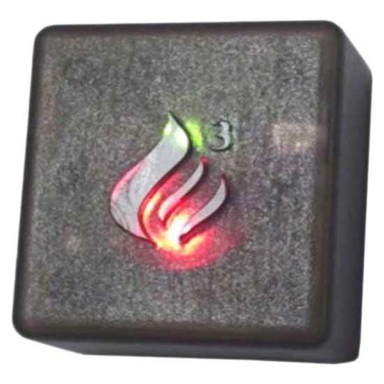 Accessories 3 Gas Detector Square