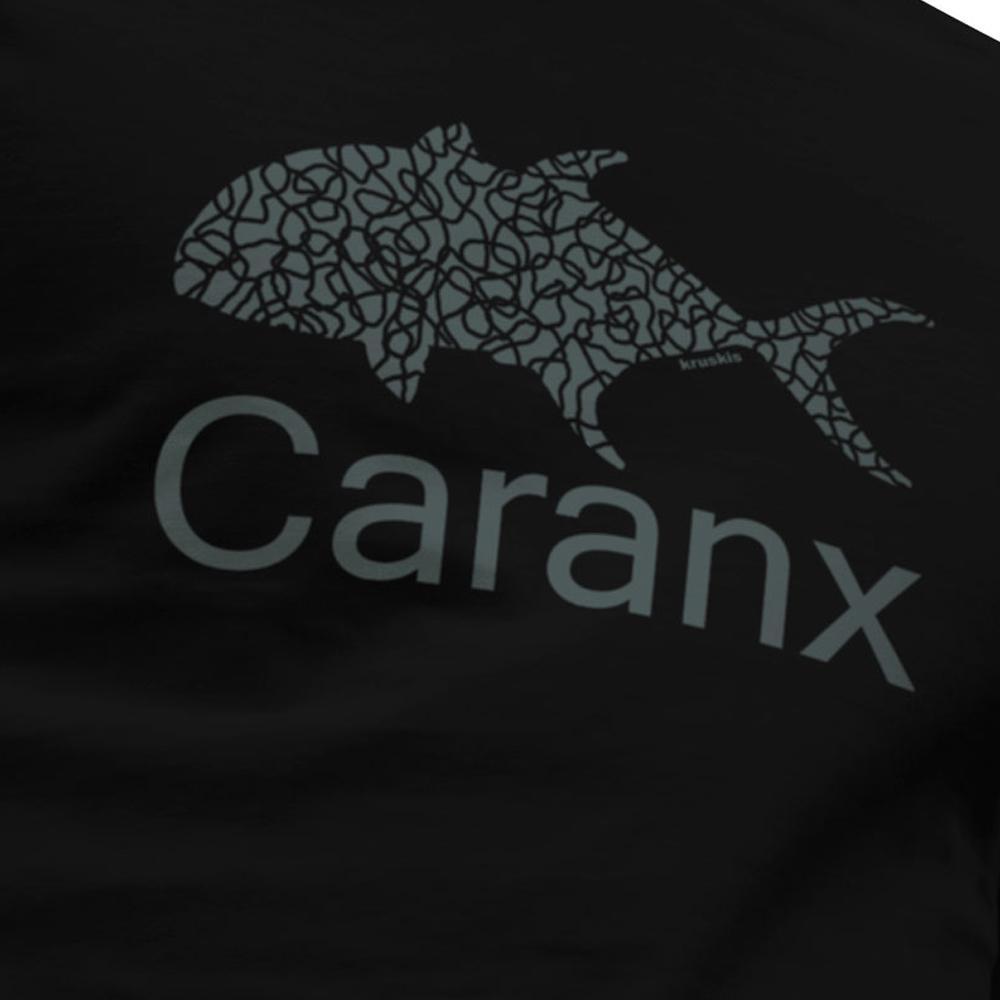 kruskis-caranx-xxxl-black