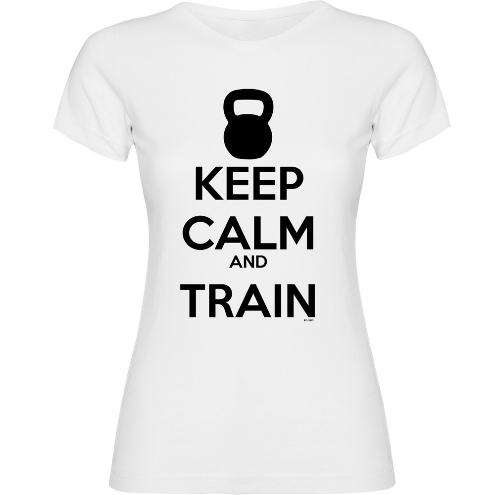 Kruskis Keep Calm And Train S White