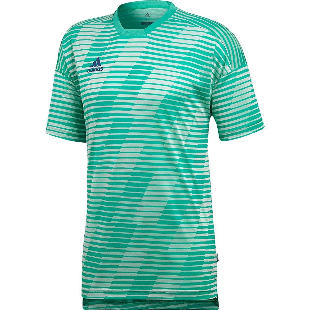 Adidas T-shirt Manche Courte Tango Engineered L Core Green