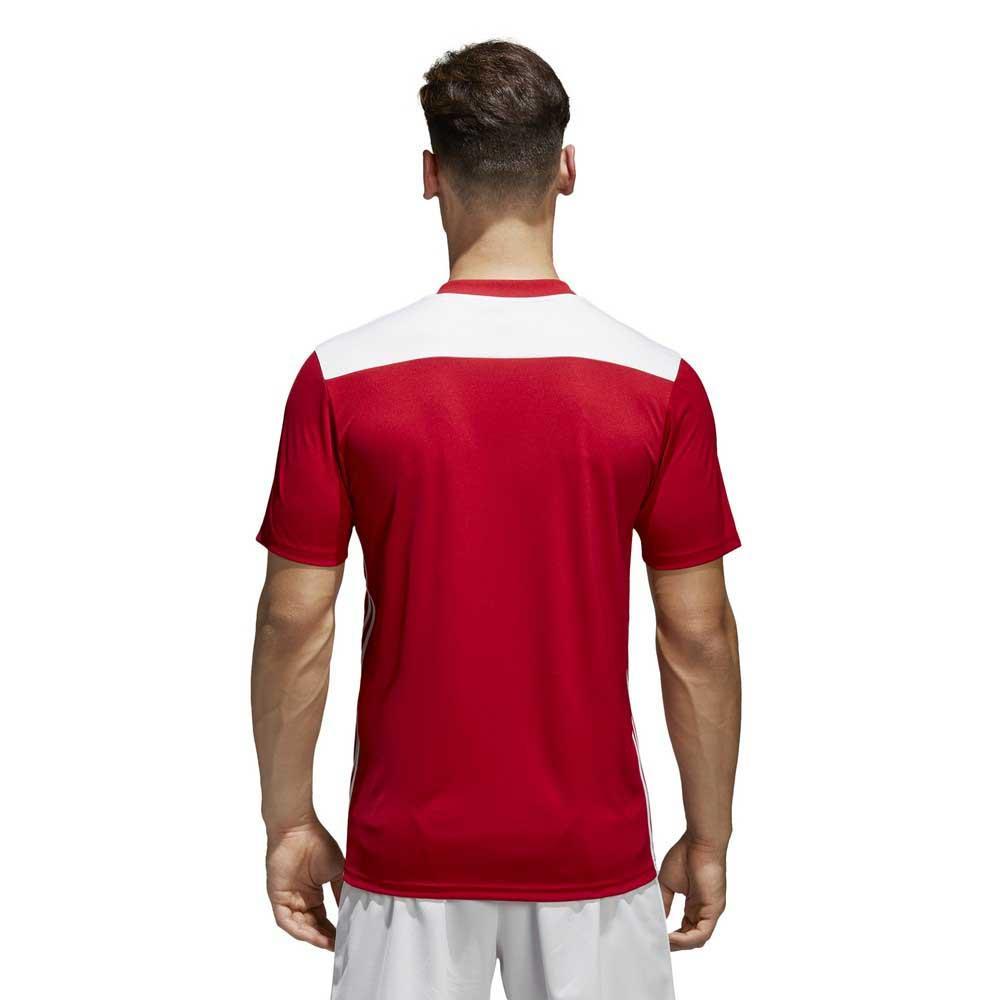 Adidas-Regista-18-S-s-Power-Red-White-Camisetas- f35d99e9c75fb