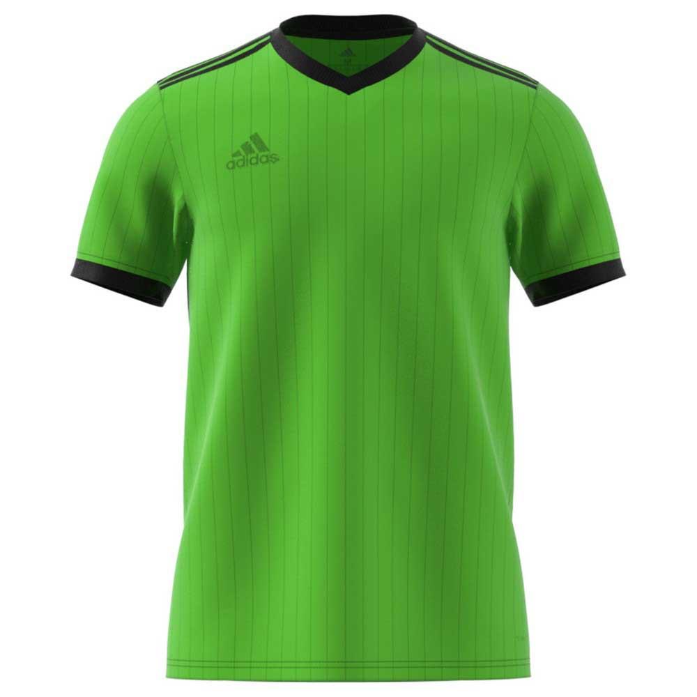 Adidas T-shirt Manche Courte Tabela 18 XXL Semi Solar Green / Black