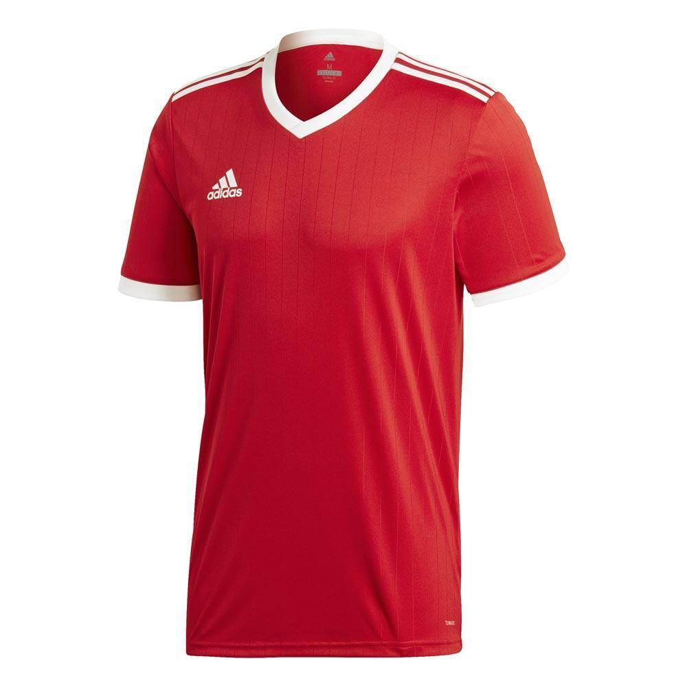 Adidas T-shirt Manche Courte Tabela 18 XL Power Red / White