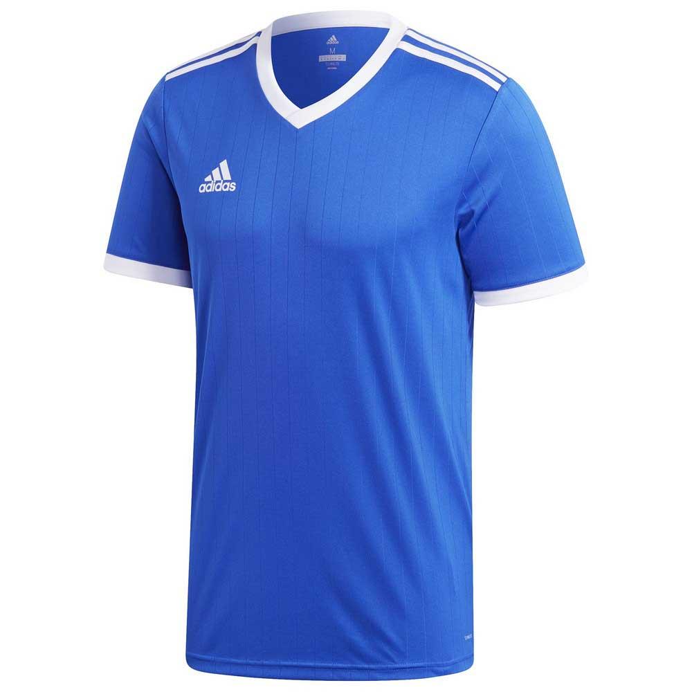 Adidas T-shirt Manche Courte Tabela 18 XXL Bold Blue / White