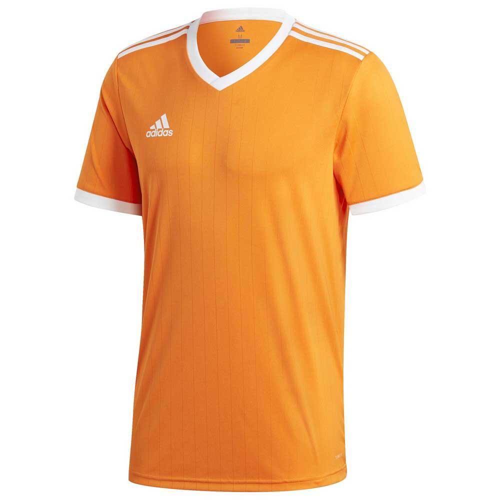 Adidas T-shirt Manche Courte Tabela 18 XXL Orange / White