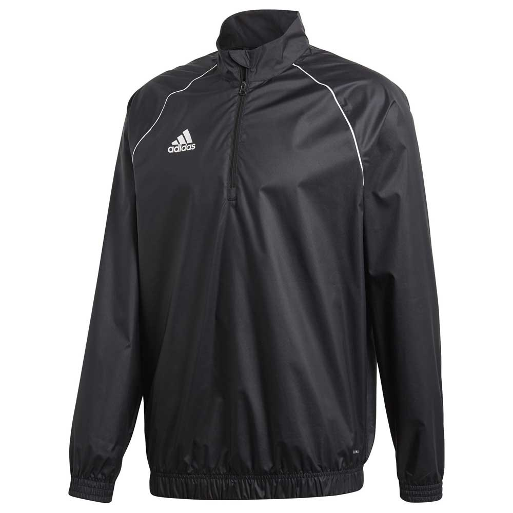 Adidas Core 18 Windbreaker M Black / White