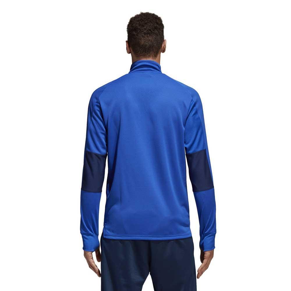 Détails sur Adidas Condivo 18 Training Multisport Bleu T89088 Sweatshirts Homme Bleu adidas