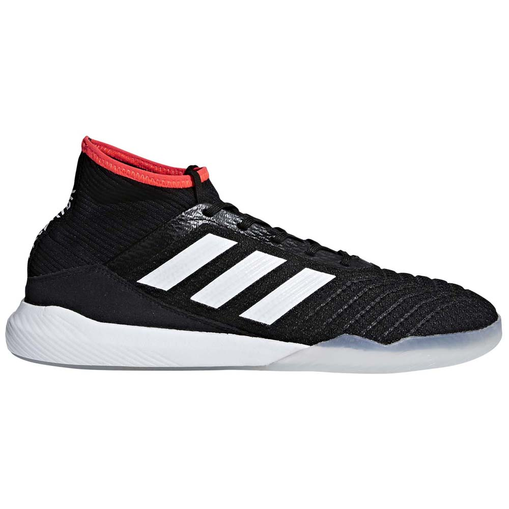 Adidas PRouge ator Tango 18.3 18.3 18.3 Tr Core Black / Ftwr White / Solar Red , Baskets 4b2219