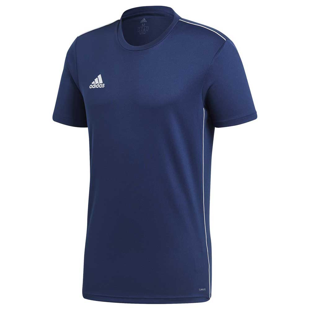 98af7e81497a6 Adidas Core 18 Training S/s Rouge , T-Shirts adidas , football ...