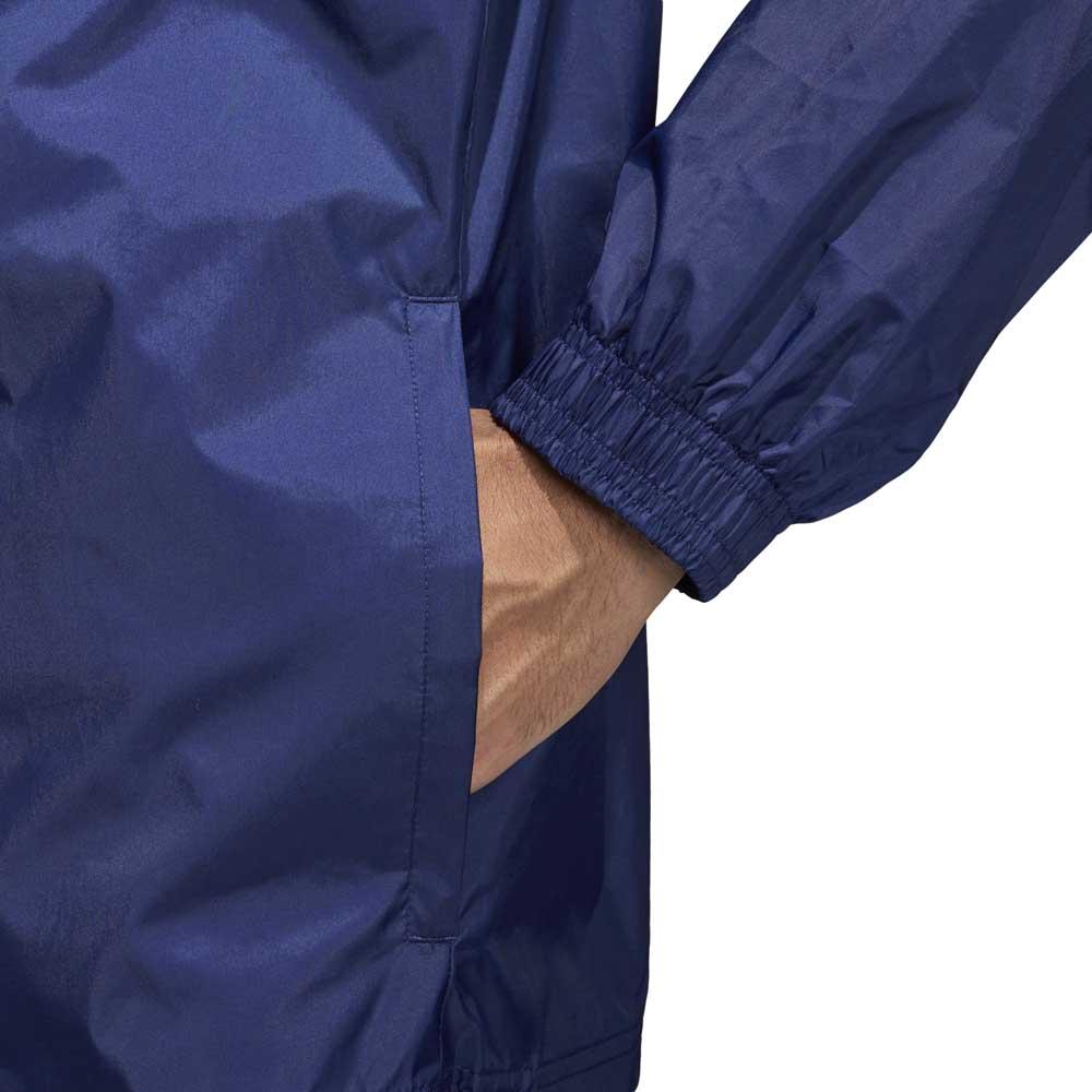adidas core 18 rain jacket uomo
