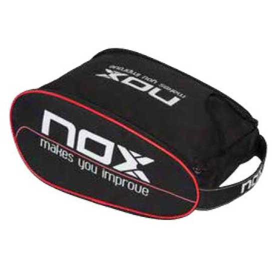 Nox Shoe Bag One Size Black