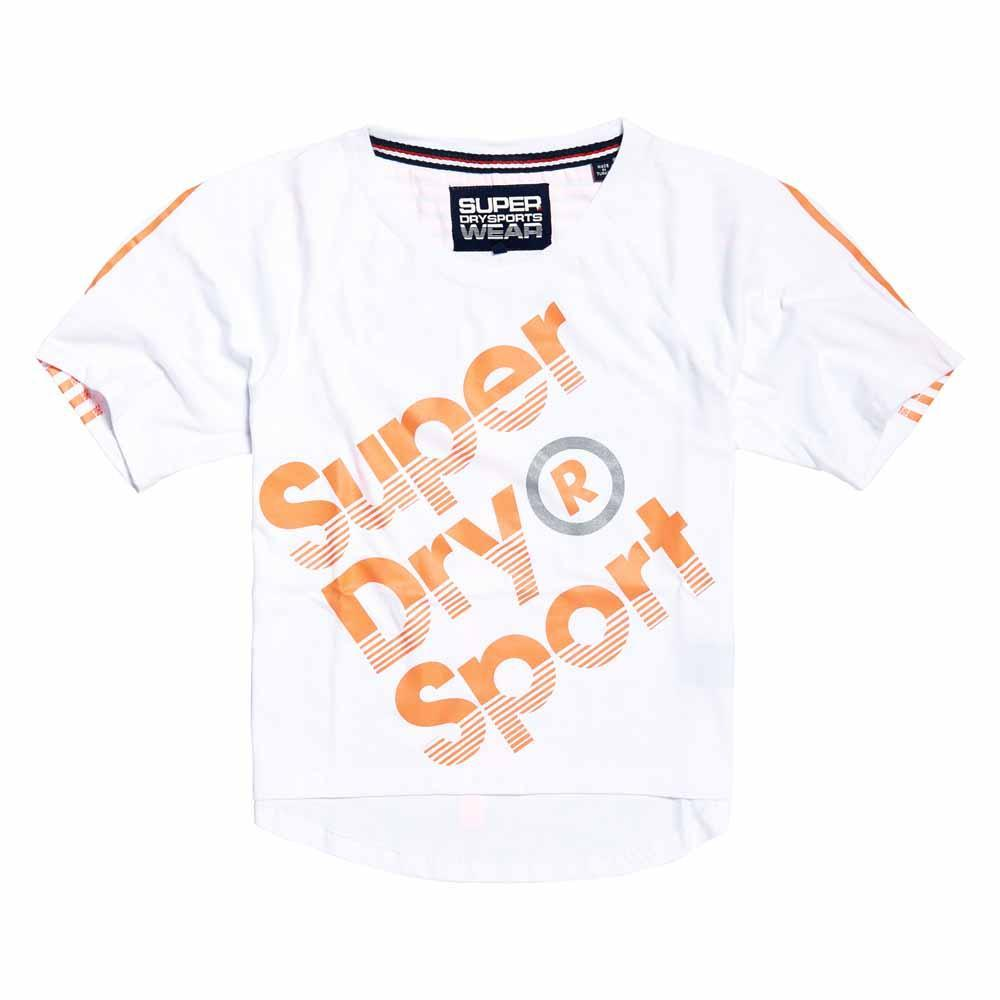 Superdry Sport Label Hot L Optic